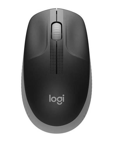 Myš  Logitech M190 sivá