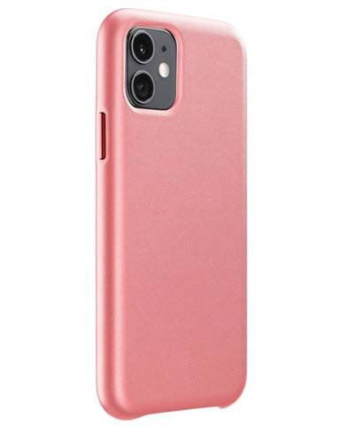 Kryt na mobil CellularLine Elite pro Apple iPhone 11 ružový