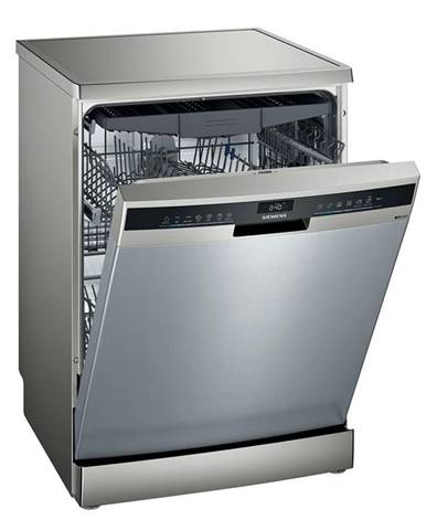 Umývačka riadu Siemens iQ300 Sn23ei14ce nerez
