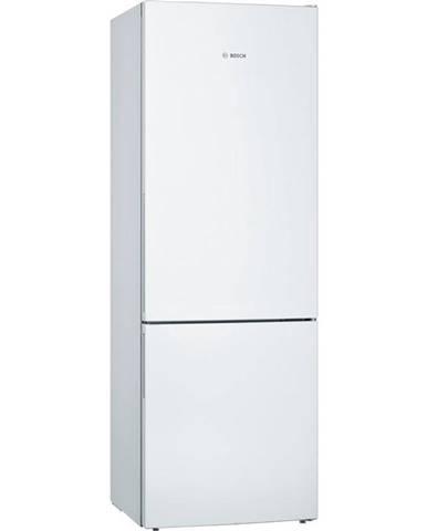 Kombinácia chladničky s mrazničkou Bosch Serie   6 Kge49awca biela