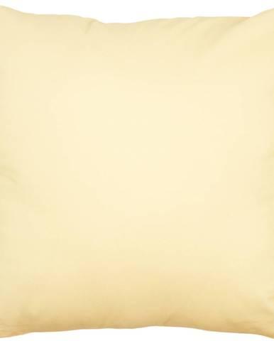 4Home Obliečka na vankúšik žltá, 50 x 50 cm