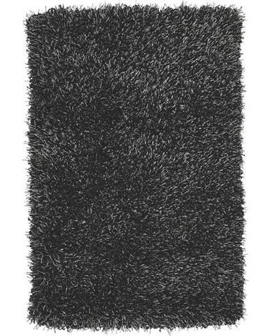 Koberec S Vysokým Vlasom Lambada 2, 80/150cm, Antracit