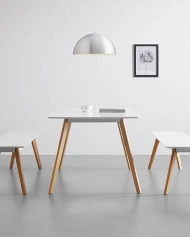 Jedálenský Stôl Frieda 160x90 Cm