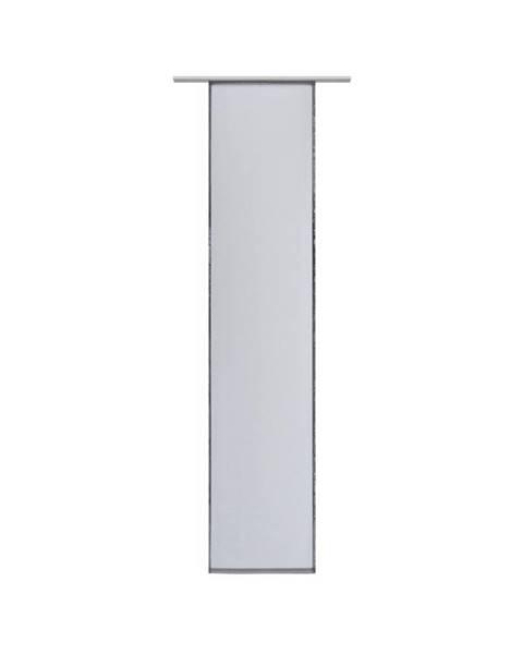 Möbelix Posuvný Záves Flipp, 60/245cm, Antracitová