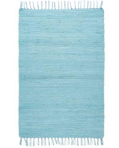 Plátaný Koberec Julia 1, 60/90cm, Modrá