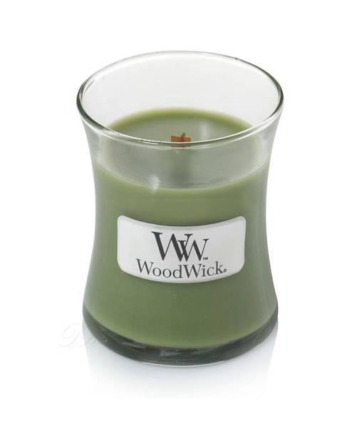 WoodWick Vonná sviečka WoodWick Vôňa ihličia, 20 hodín horenia
