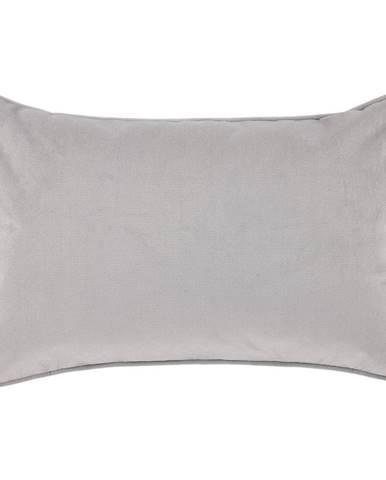 Obliečka na vankúš WeLoveBeds Bright stone, 40 × 60 cm
