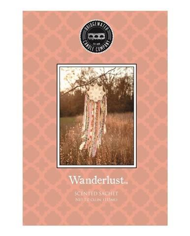 Vonné vrecko s vôňou pomarančových kvetov, vanilky, santalového dreva a marhúľ Creative Tops Wanderlust