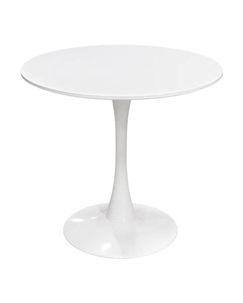 IDEA Nábytok Jedálenský stôl QUATRO biely