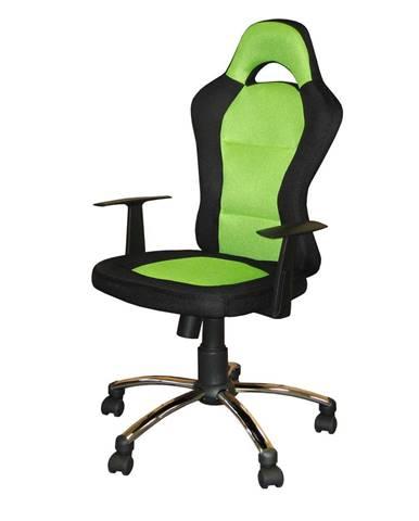 Kancelárske kreslo CESAR zelené K81