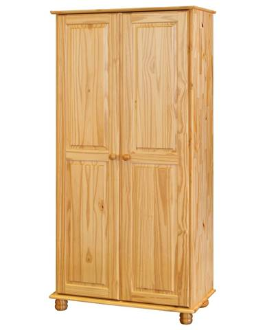 Skriňa 2-dverová 8860 lakovaná
