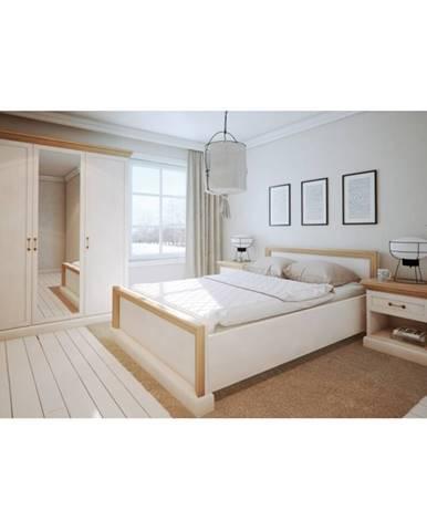 Tempo Kondela Manželská posteľ ROYAL L1