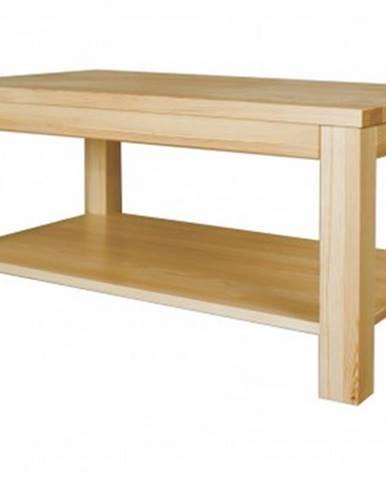 Konferenčný stolík - masív ST117 | borovica S120