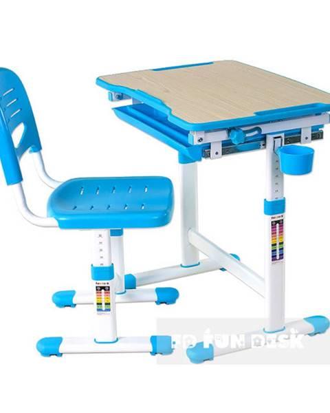 Fundesk Fundesk Rastúci stôl PICCOLINO + stolička