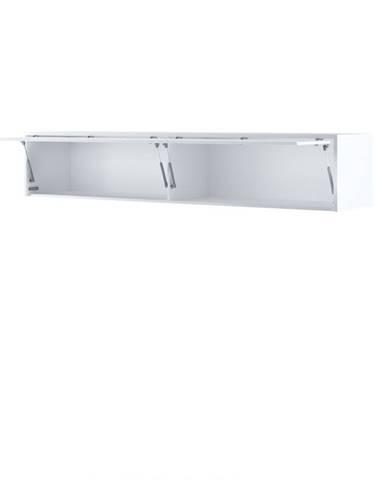 Dig-net nábytok Nadstavec pre sklápaciu posteľ BED CONCEPT BC-15p | biely lesk