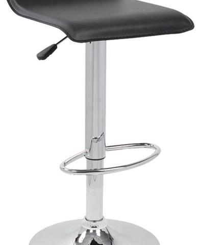 Signal Barová stolička A-044 čierna