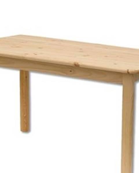 Drewmax Drewmax Stôl - masív ST104   100x55cm borovica