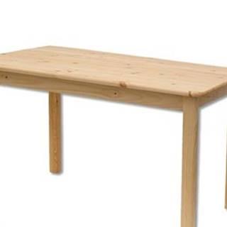 Drewmax Stôl - masív ST104   100x55cm borovica