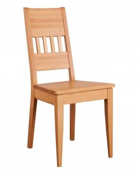 Drewmax Drewmax Jedálenská stolička - masív KT175 / buk