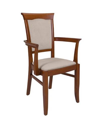 BRW Jedálenská stolička Kent EKRS P Prevedenie dreva Trax