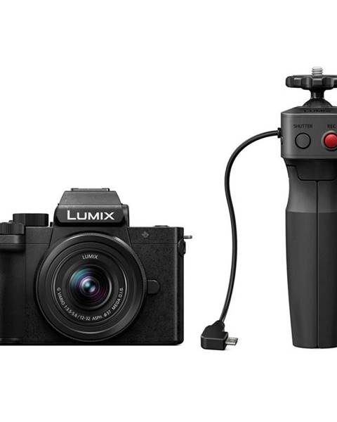 Panasonic Digitálny fotoaparát Panasonic Lumix DC-G100 + 12-32 a statív