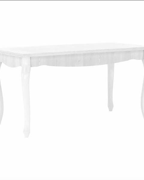 Tempo Kondela Jedálenský stôl DA19 sosna biela VILAR
