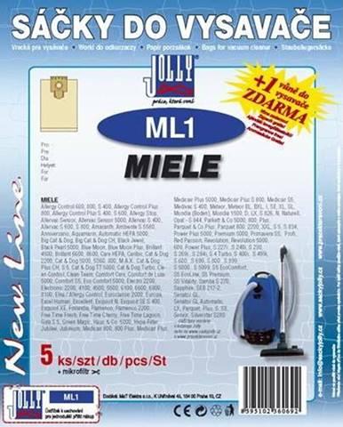 Sáčky pre vysávače Jolly ML 1