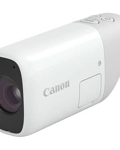 Digitálny fotoaparát Canon PowerShot Zoom sivý/biely