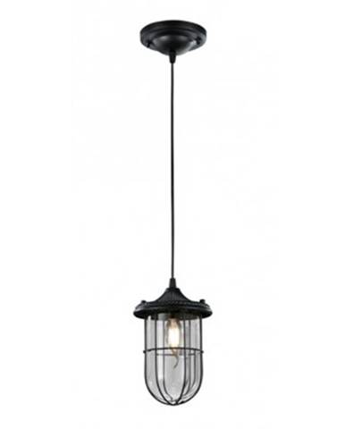 Stropná lampa Birte 303800102, čierna%