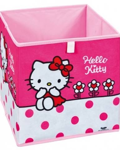 Úložný box Hello Kitty Flower%