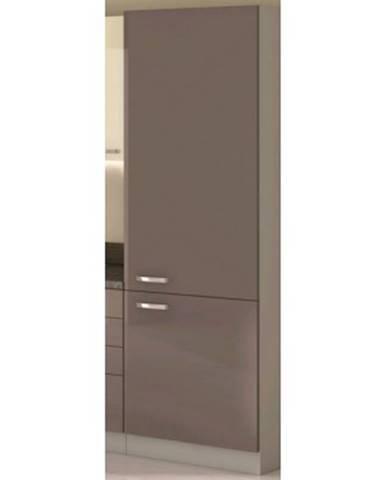 Vysoká kuchynská skriňa Grey 60DK, 60 cm%