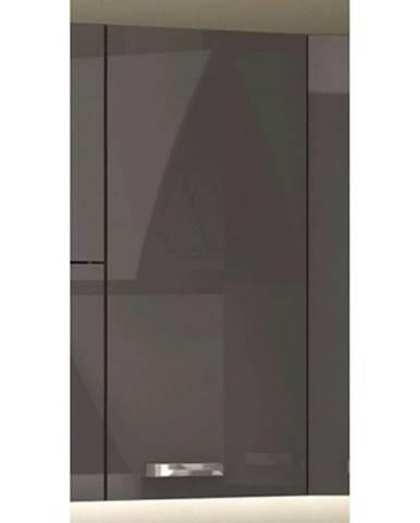 Horná kuchynská skrinka Grey 30G, 30 cm%