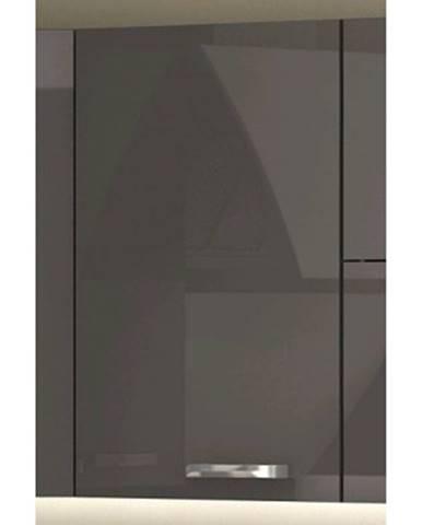 Horná kuchynská skrinka Grey 40G, 40 cm%