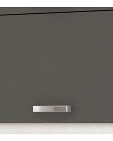 Horná kuchynská skrinka Grey 50OK, 50 cm%