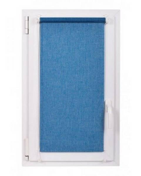 Sixtol Egibi Roleta MINI Rainbow Line modrá, 62 x 150 cm
