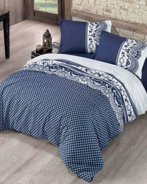 Kvalitex Kvalitex Bavlnené obliečky Canzone modrá
