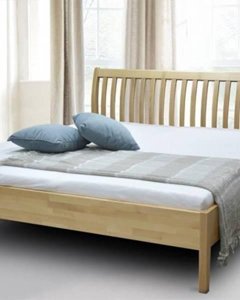 OKAY nábytok Drevená posteľ Apolonia 180x200, buk
