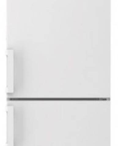 Kombinovaná chladnička s mrazničkou dole Beko CSA270M31WN