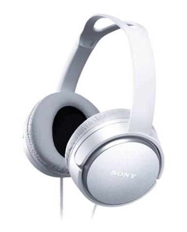 Slúchadlá cez hlavu Sony MDR-XD150W, biele