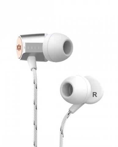 Slúchadlá do uší MARLEY Uplift 2.0 - Silver