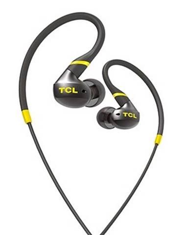 Športové slúchadlá TCL ACTV100BK, čierne