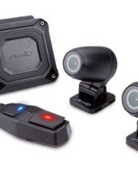 Mio Duálna Autokamera Mio MiVue M760D GPS, WiFi, FullHD, 130°