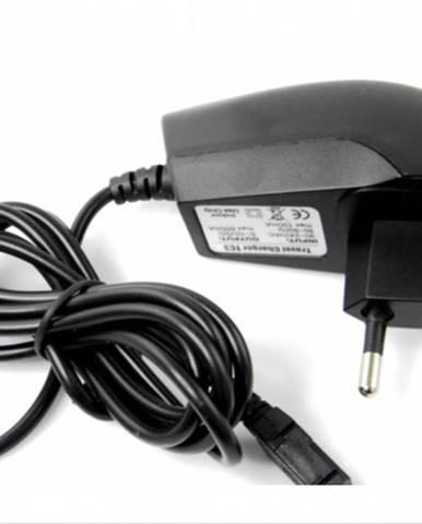 Nabíjačka WG s konektorom Micro USB, čierna