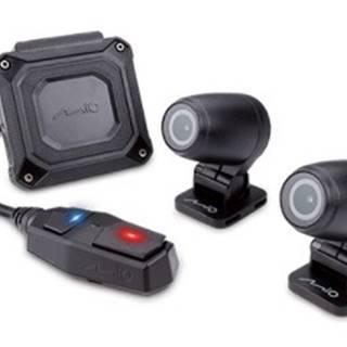 Duálna Autokamera Mio MiVue M760D GPS, WiFi, FullHD, 130°