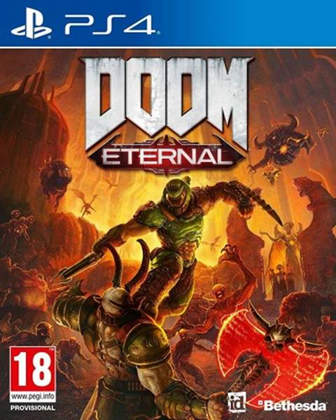 AT Computers PS4 hra - Doom Eternal