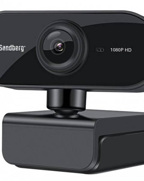 Sandberg Webkamera Sandberg USB Webcam Flex 1080p HD