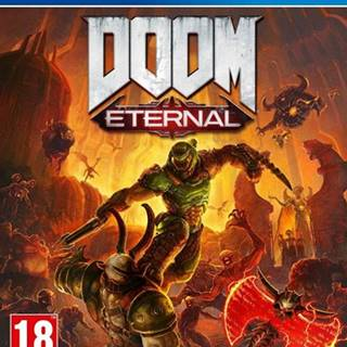 PS4 hra - Doom Eternal