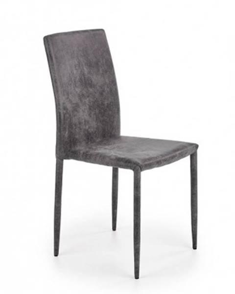 OKAY nábytok Jedálenská stolička Saiza sivá