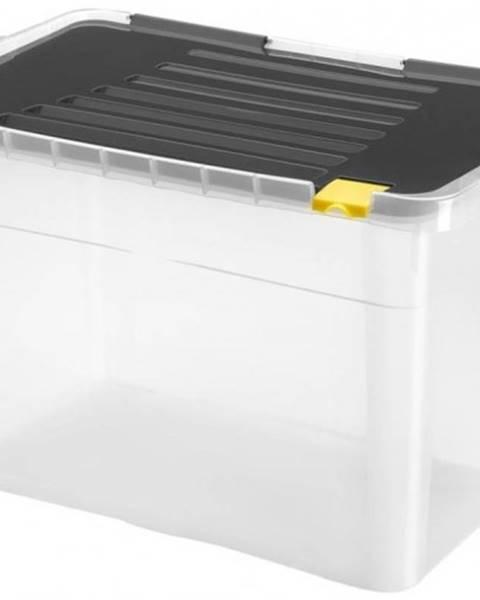HEIDRUN Úložný box s vekom Heidrun HDR656, 54l, plast