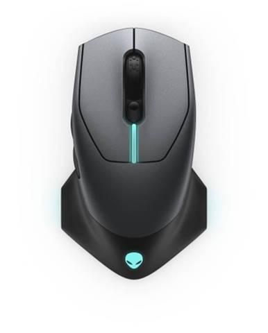 Herná bezdrôtová myš Dell Alienware
